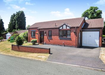 Thumbnail 2 bed detached bungalow for sale in The Dell, Tamworth