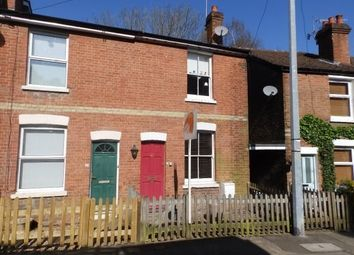 Thumbnail 2 bed terraced house to rent in Woodside Road, Tunbridge Wells