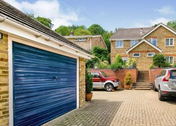 Thumbnail 3 bed semi-detached house for sale in Kings Road, Biggin Hill, Westerham, Kent