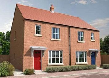 Thumbnail 3 bed terraced house for sale in The Glencarse, Meadow Way, Spalding, Peterboroough