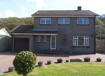 Thumbnail 4 bed detached house for sale in Pentre Llyn, Aberystwyth, Ceredigion