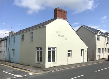 2 bed terraced house for sale in Station Road, Pembroke, Pembrokeshire SA71