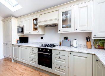 Thumbnail 2 bed terraced house for sale in York Road, Weybridge, Surrey