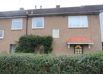Thumbnail 3 bed terraced house to rent in Roosevelt Drive, Coventry