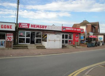 Thumbnail Retail premises to let in Former Indoor Market, Beach Road, Hemsby, Great Yarmouth