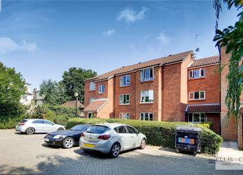 Thumbnail 1 bed flat for sale in Badgers Close, Enfield