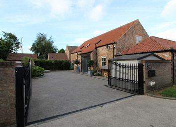 Thumbnail 5 bed detached house for sale in Ivy House Farm, Clay Lane, Breighton, Selby
