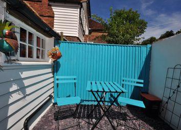Thumbnail 2 bed cottage to rent in High Street, Staplehurst, Tonbridge
