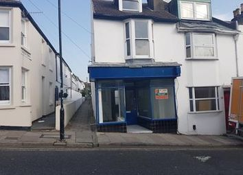 Thumbnail Retail premises to let in 73 Upper Gloucester Road, Brighton, East Sussex