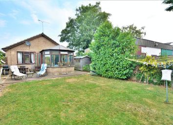 Thumbnail 2 bed detached bungalow for sale in Queensway Court, Saxilby, Lincoln