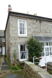 Thumbnail 2 bed end terrace house for sale in Wesley Square, Mousehole, Penzance
