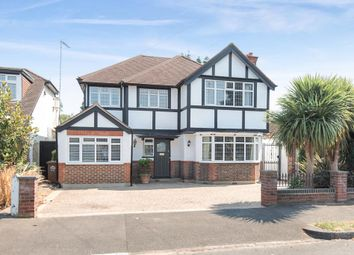 Thumbnail 5 bed detached house for sale in Darby Crescent, Sunbury-On-Thames