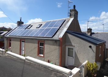 Thumbnail 3 bed cottage for sale in Hope Street, Portessie, Buckie
