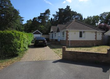 Thumbnail 3 bed detached bungalow for sale in Struan Drive, Ashley Heath, Ringwood