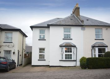Thumbnail 4 bed semi-detached house for sale in West Hill, Epsom