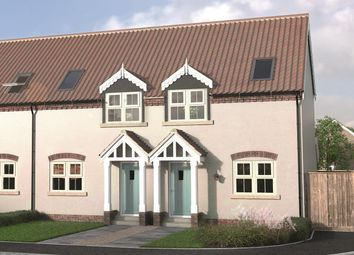 Thumbnail 3 bed terraced house for sale in Rudds Yard, Station Road, Nafferton, Driffield