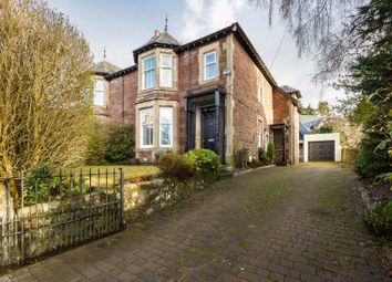 Thumbnail 4 bed semi-detached house for sale in Ewanfield, Crieff, Perthshire