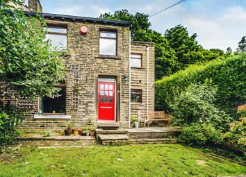 Thumbnail 3 bed semi-detached house for sale in Halifax Old Road, Birkby, Huddersfield