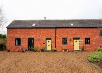 Thumbnail 4 bed barn conversion for sale in Bishops Offley, Stafford