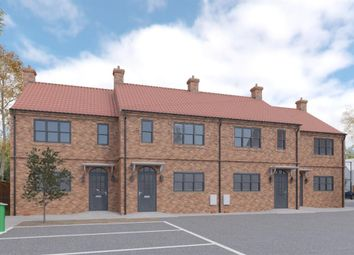 Thumbnail 3 bed terraced house for sale in Hunter Grove, Torworth, Retford