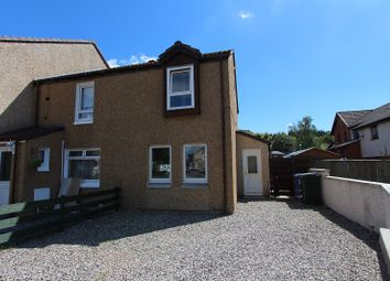 Thumbnail 2 bed end terrace house for sale in 31 Blackwell Court, Culloden, Inverness