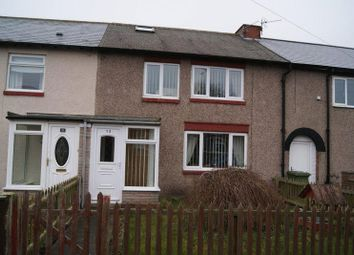 Thumbnail 3 bed terraced house for sale in Hester Gardens, New Hartley, Whitley Bay