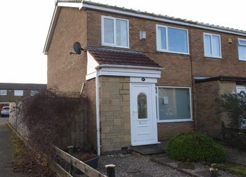 Thumbnail 3 bed town house for sale in Kendal Drive, Cramlington