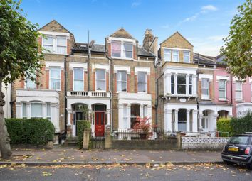 Thumbnail 3 bed flat for sale in Dunsmure Road, London