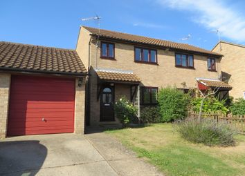 Thumbnail 3 bed semi-detached house for sale in Bramblewood Way, Halesworth