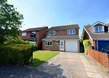 Thumbnail 4 bed detached house to rent in Woodhall Drive, Waltham, Grimsby