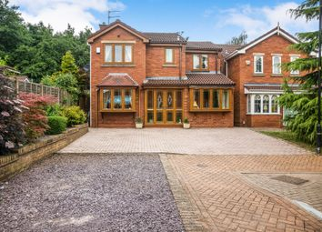 Thumbnail 4 bed detached house for sale in Calley Close, Tipton