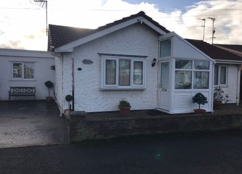 Thumbnail 2 bed bungalow for sale in Bronwen Avenue, Kinmel Bay