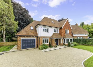 Thumbnail 5 bed detached house for sale in Russell Close, Walton On The Hill, Tadworth
