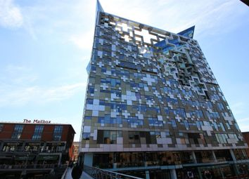 Thumbnail 2 bed flat for sale in The Cube East, 200 Wharfside Street, Birmingham City Centre, West Midlands