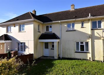 Thumbnail 3 bed terraced house for sale in Roberts Road, Plymouth, Devon