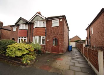 Thumbnail 3 bed semi-detached house for sale in Ash Grove, Timperley, Altrincham