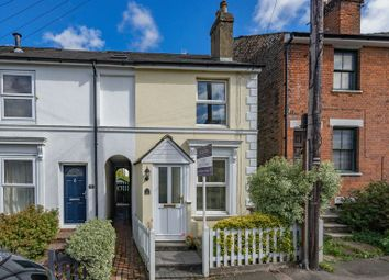 Thumbnail 2 bed end terrace house for sale in Auckland Road, Tunbridge Wells