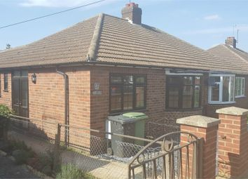 Thumbnail 3 bed semi-detached bungalow for sale in Oxford Street, Finedon, Wellingborough, Northamptonshire