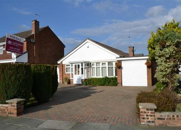 Thumbnail 4 bed detached bungalow for sale in Plymyard Avenue, Eastham, Wirral
