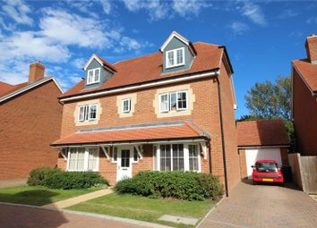 Thumbnail 5 bed detached house for sale in Sanditon Way, Broadwater, Worthing