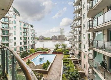 Thumbnail 2 bed flat to rent in Fountain House, St George Wharf, Vauxhall