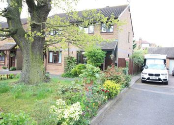Thumbnail 3 bed semi-detached house for sale in John Gooch Drive, Enfield, Middlesex