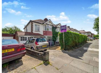 Thumbnail 3 bed semi-detached house for sale in Ravenscroft Avenue, Wembley