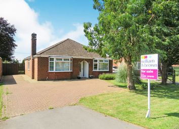 Thumbnail 3 bed detached bungalow for sale in Punchbowl Lane, Boston West, Boston