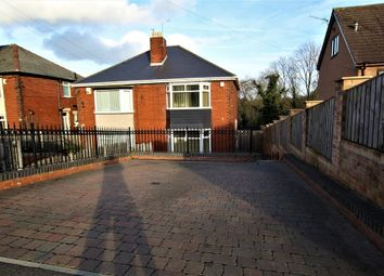 Thumbnail 2 bed semi-detached house to rent in High Greave, Sheffield