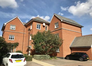 Thumbnail 2 bedroom flat to rent in Demoiselle Crescent, Ipswich