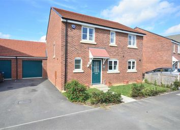Thumbnail 4 bed detached house for sale in Martyn Close, Brockworth, Gloucester