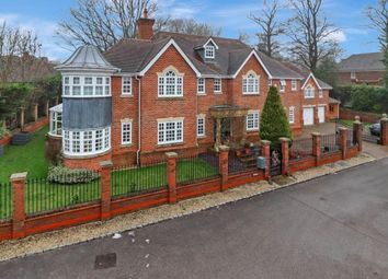 Priests Paddock, Knotty Green, Beaconsfield HP9. 6 bed detached house for sale