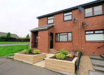 Thumbnail 1 bedroom flat for sale in Swaledale, Stewartfield, East Kilbride