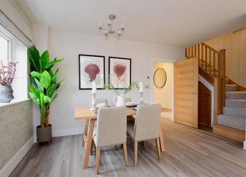 Thumbnail 3 bed semi-detached house for sale in Old Hamsey Lakes, South Chailey, East Sussex